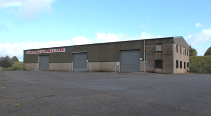 Marquiss Business Park, Lockerbie